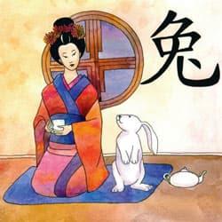эта китайский гороскоп год кролики понять, как заделать