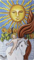 Солнце (перевернуто)