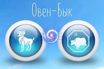 Овен - Бык - характеристика знака. Гороскоп мужчины и женщины